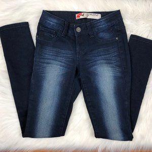 Grane Skinny Stretch Denim Jeans Juniors Size 1